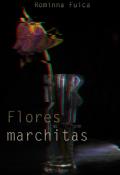 """Cubierta del libro """"Flores marchitas"""""""