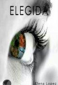 """Cubierta del libro """"Elegida ©"""""""