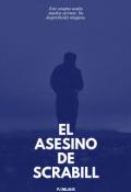"""Cubierta del libro """"El asesino de Scrabill"""""""