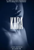 """Cubierta del libro """"Kara"""""""