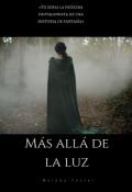 """Cubierta del libro """"Más allá de la luz"""""""