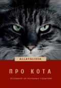 "Обложка книги ""Про кота"""