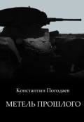 """Обложка книги """"Метель прошлого"""""""