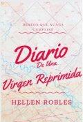 """Cubierta del libro """"Deseos De Una Virgen Reprimida"""""""