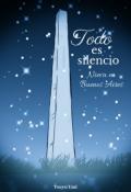 """Cubierta del libro """"Todo es silencio (nieva en Buenos Aires)"""""""