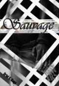 """Cubierta del libro """"Sauvage"""""""