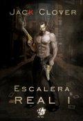 "Cubierta del libro ""Jack Clover - Escalera Real I"""