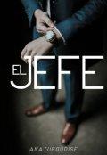 """Cubierta del libro """"El Jefe"""""""