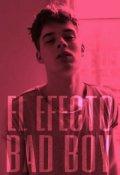 """Cubierta del libro """"El efecto bad boy"""""""