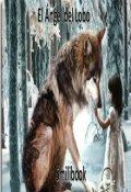 """Cubierta del libro """"El angel del Lobo"""""""