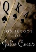 """Cubierta del libro """"Los juegos de Julio César"""""""