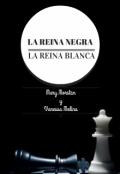 """Cubierta del libro """"La reina negra y la reina blanca"""""""