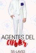"""Cubierta del libro """"Agentes del Amor"""""""