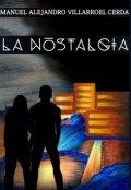 """Cubierta del libro """"La Nostalgia"""""""