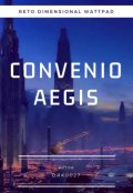 """Cubierta del libro """"Convenio Aegis"""""""