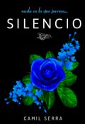 """Cubierta del libro """"Silencio"""""""