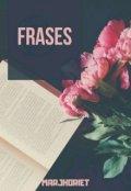 """Cubierta del libro """"Frases"""""""