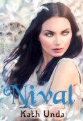 """Cubierta del libro """"Nival"""""""