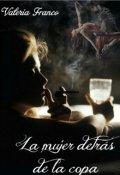 """Cubierta del libro """"La Mujer DetrÁs De La Copa"""""""