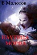 """Обложка книги """"Паутина Морфа. Вхождение в Игру"""""""