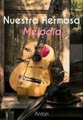 """Cubierta del libro """"Nuestra Hermosa Melodía"""""""