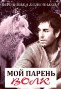 """Обложка книги """"Мой парень - волк """""""