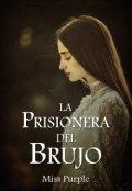 "Cubierta del libro ""La prisionera del brujo"""