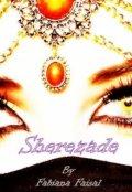 """Cubierta del libro """"Sherezade"""""""