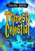 """Cubierta del libro """"Travesía Celestial"""""""