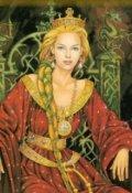 """Cubierta del libro """"Reina de las Highlands"""""""
