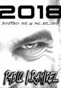 """Cubierta del libro """"2018. Sometidos a la paz del odio"""""""