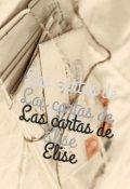 """Cubierta del libro """"Las cartas de Elise."""""""
