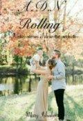 """Cubierta del libro """"A.D.N. Rolling"""""""