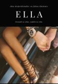 """Cubierta del libro """"Ella"""""""