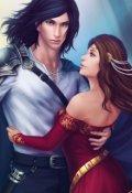 """Обложка книги """"Мой проклятый рыцарь"""""""