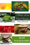 """Cubierta del libro """"Diario de un Chef diabético"""""""