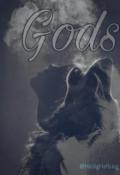 """Cubierta del libro """"Gods (dioses) """""""