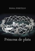 """Cubierta del libro """"Princesa de Plata"""""""