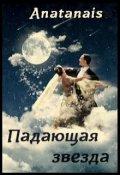 """Обложка книги """"Падающая звезда"""""""