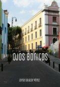 """Cubierta del libro """"Ojos Bonitos"""""""