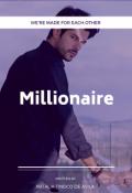 "Cubierta del libro ""Millionaire"""