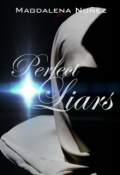 """Cubierta del libro """"Perfect Liars """""""