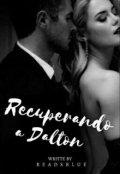 """Cubierta del libro """"Recuperando a Dalton"""""""