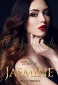 """Cubierta del libro """"El Elixir de Jasmine"""""""