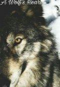 "Cubierta del libro ""A Wolf's Heart """