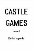 """Cubierta del libro """"Castle Games"""""""