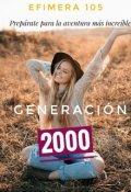 """Cubierta del libro """"Generación  2000"""""""