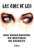 """Cubierta del libro """"Los ojos de Lea"""""""