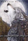 """Обложка книги """"Волк из серебряной стали"""""""
