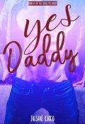 """Cubierta del libro """"Yes Daddy"""""""